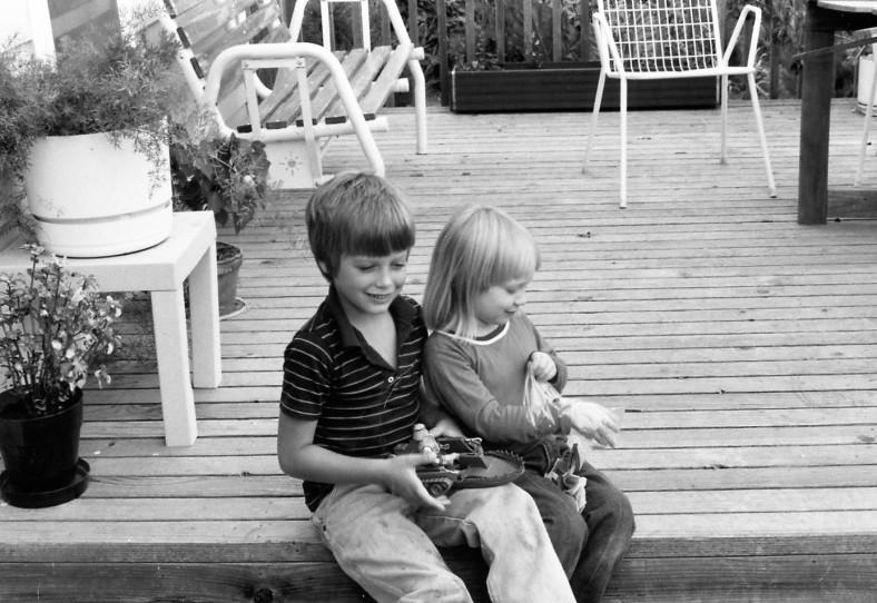 Liz & Zeke 1987